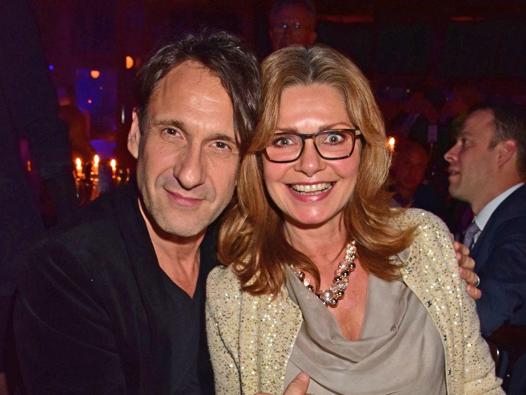 Falk-Willy Wild und Maren Gilzer bei der Premiere of Palazzo