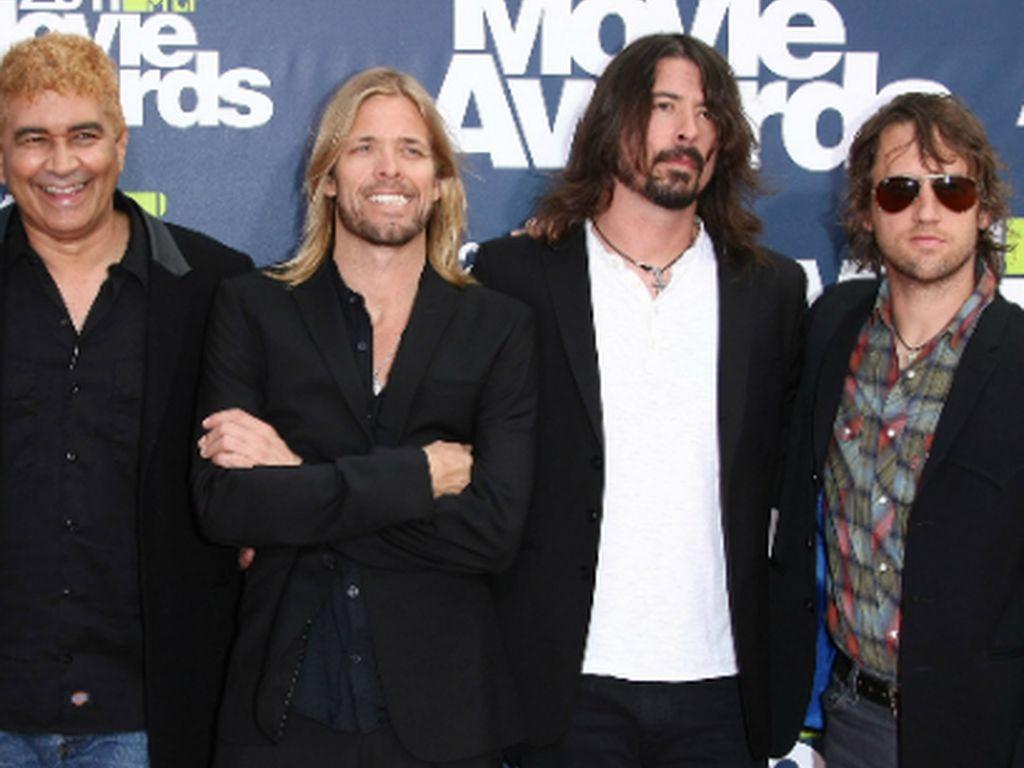 U2 und Foo Fighters