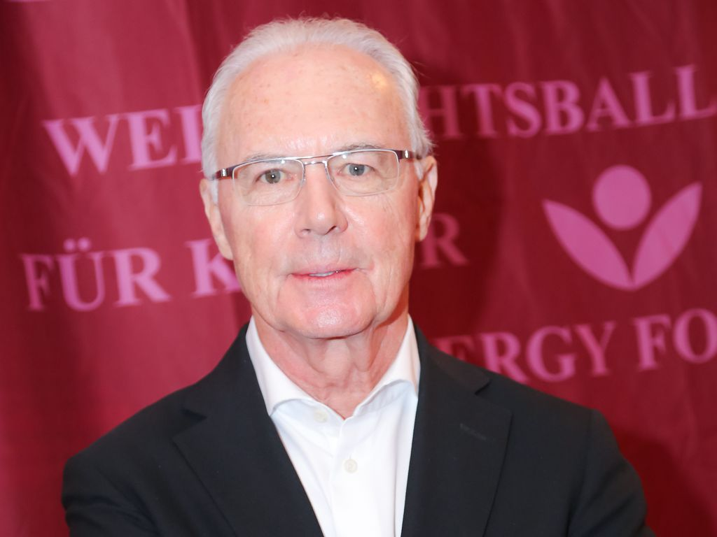 "Franz Beckenbauer beim ""Energy For Life Christmas Ball For Children"" in Wien"