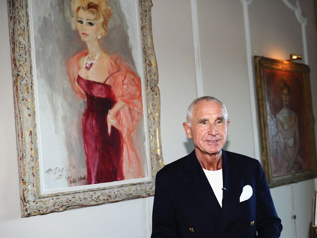 Frédéric Prinz von Anhalt im Juli August 2011 in seinem Haus in Los Angeles