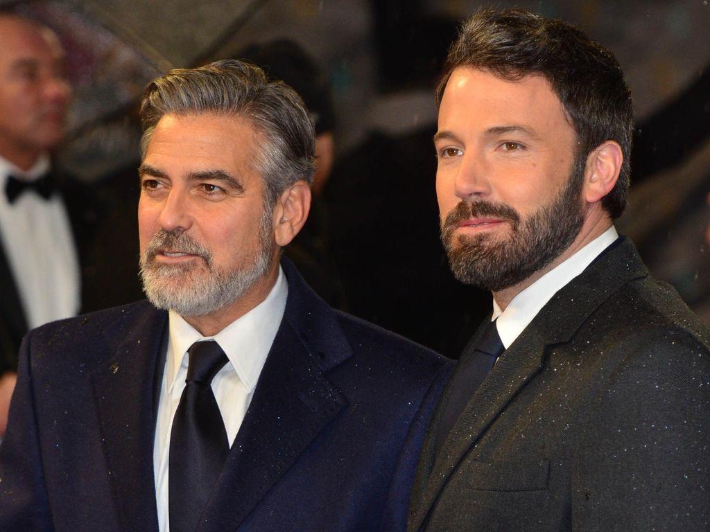 George Clooney und Ben Affleck