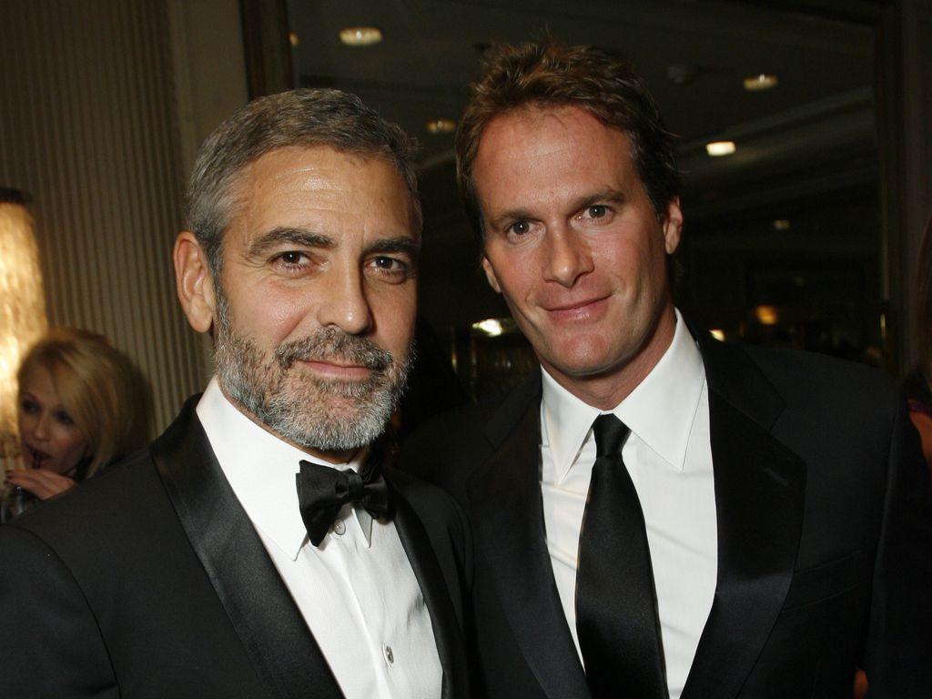 George Clooney und Rande Gerber beim Unicef Ball
