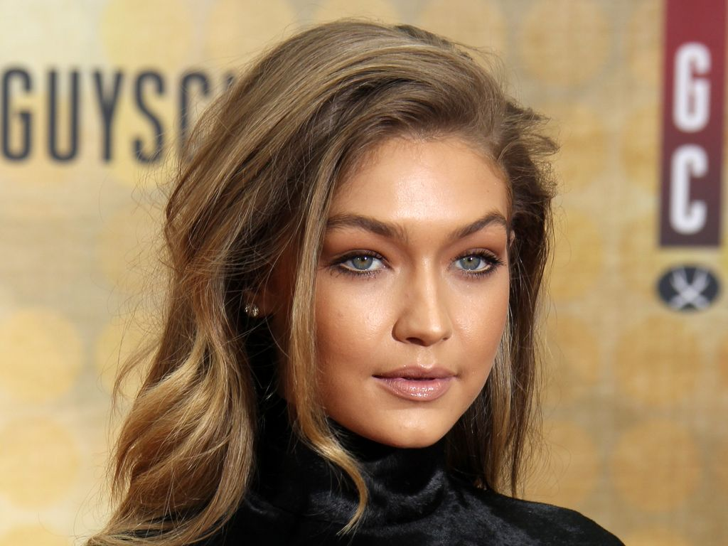"Gigi Hadid bei ""Spike TV's 10th Annual Guys Choice Awards"""