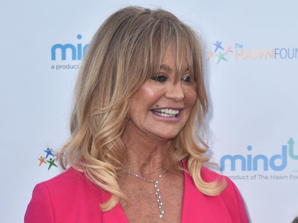 Schauspielerin Goldie Hawn