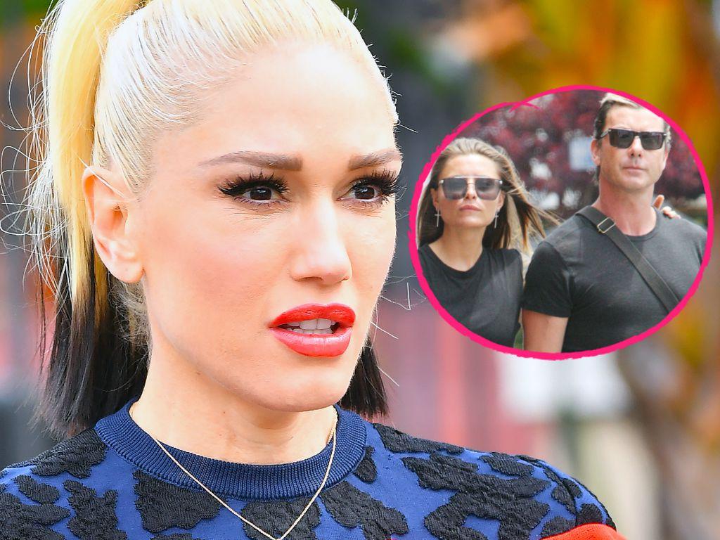 Gwen Stefani, Sophia Thomalla und Gavin Rossdale