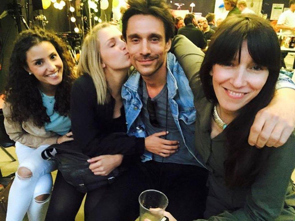 Nadine Menz, Philipp Christopher und Iris Mareike Steen