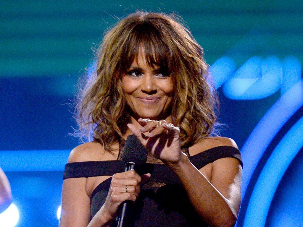 Halle Berry bei den MTV Movie Awards 2016