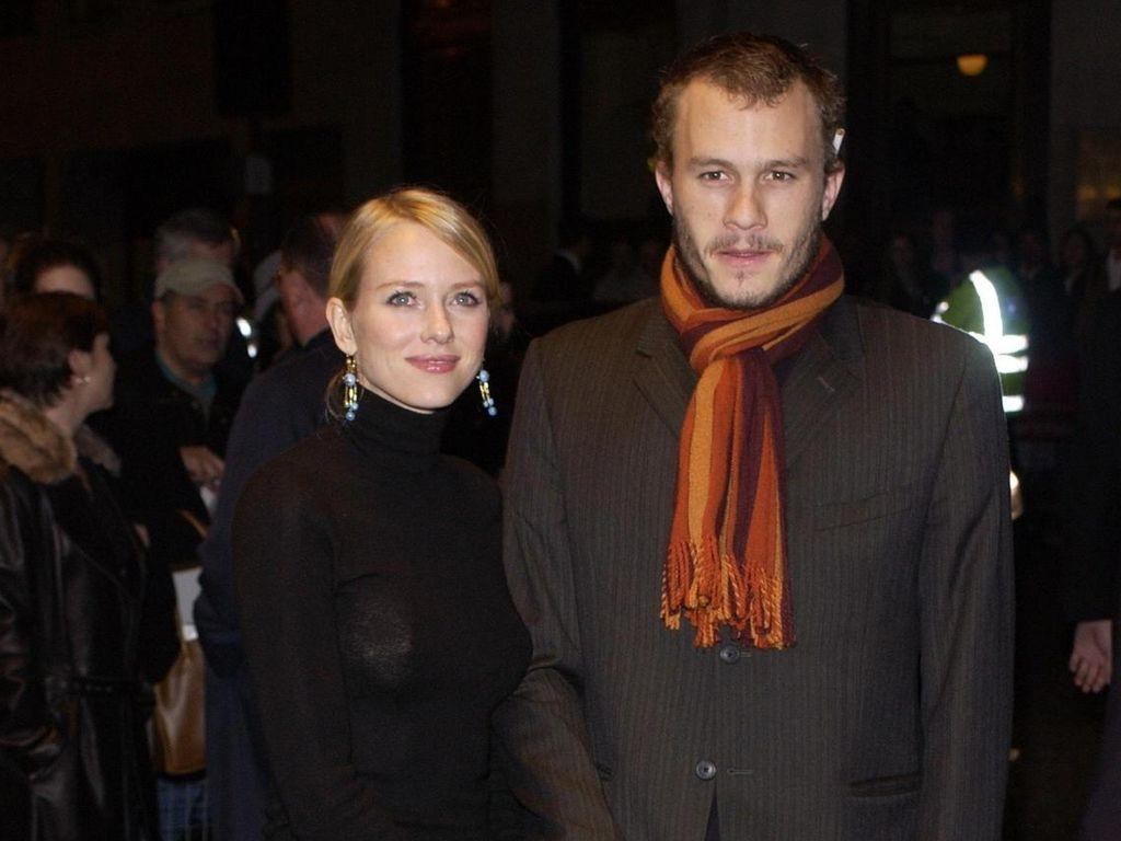 Naomi Watts schwärmt von Heath Ledger   Promiflash.de