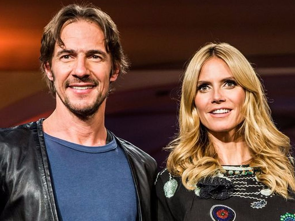 Heidi Klum und Thomas Hayo