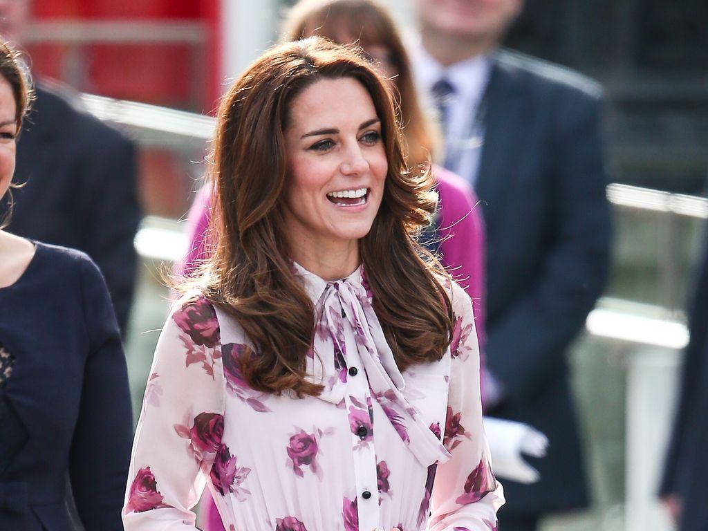 Herzogin Kate beim World Mental Health Day in London