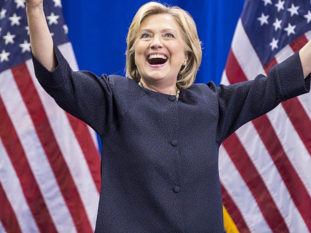 Hillary Clinton, Präsidentschaftskandidatin