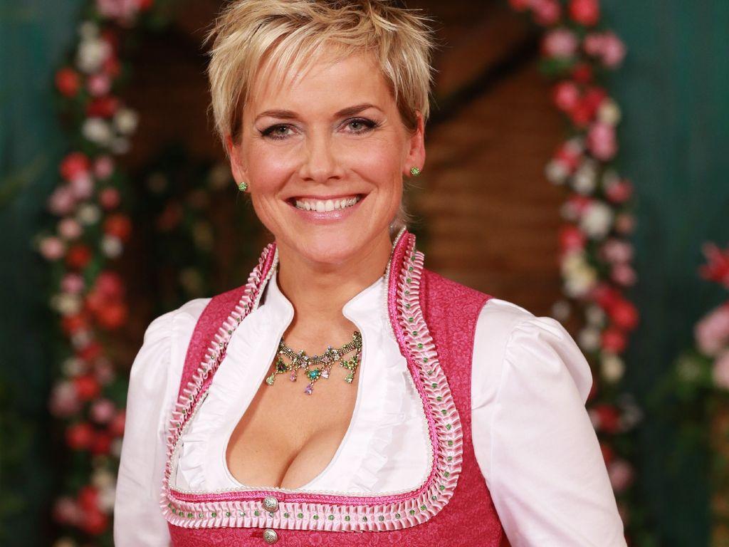 "Inka Bause, ""Bauer sucht Frau""-Moderatorin"