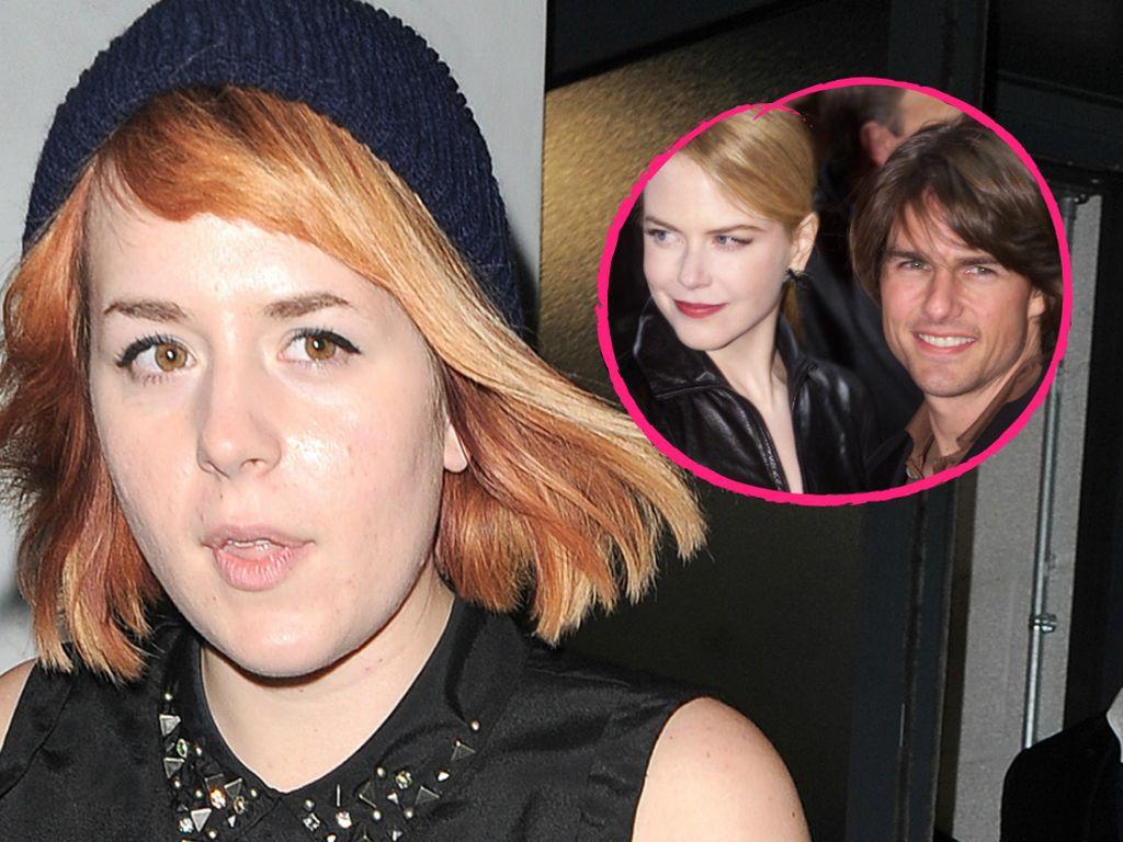 Nicole Kidman, Tom Cruise und Isabella Cruise