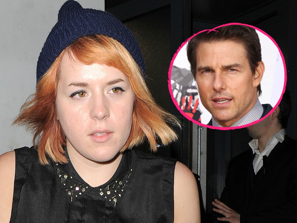 Tom Cruise und Isabella Cruise