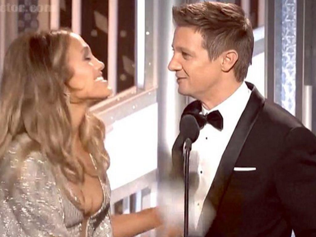 Jennifer Lopez und Jeremy Renner