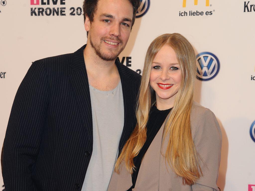 Jasmin Schwiers und Jan van Weyde