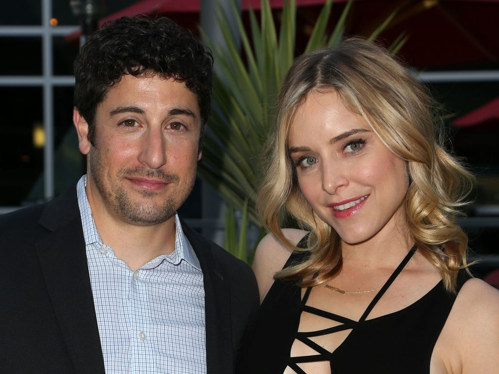 "Jason Biggs & Jenny Mollen bei der ""Amateur Night"" in Los Angeles"