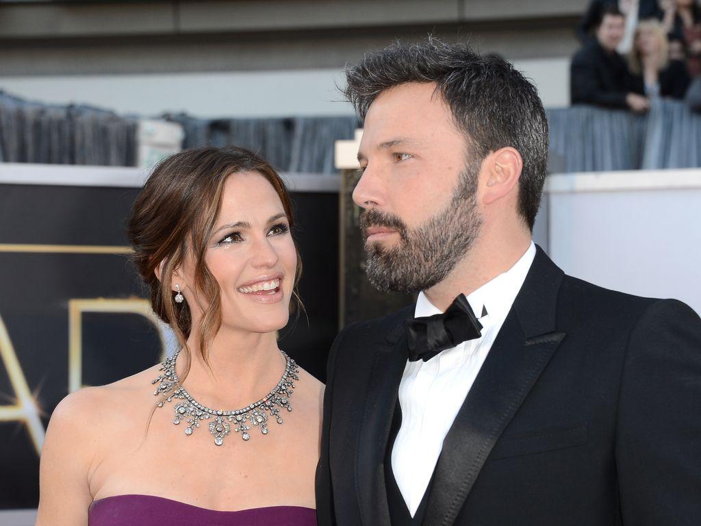 Jennifer Garner und Ben Affleck auf den Oscars 2013