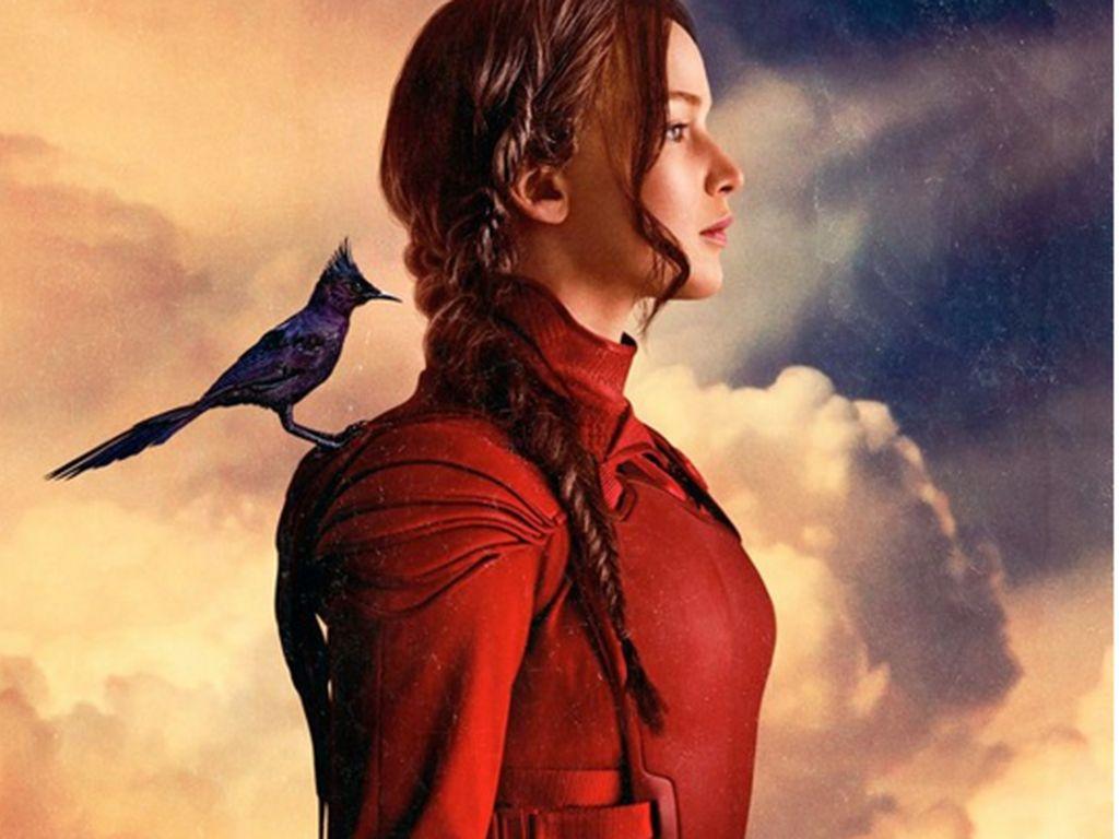 Hunger Games und Jennifer Lawrence