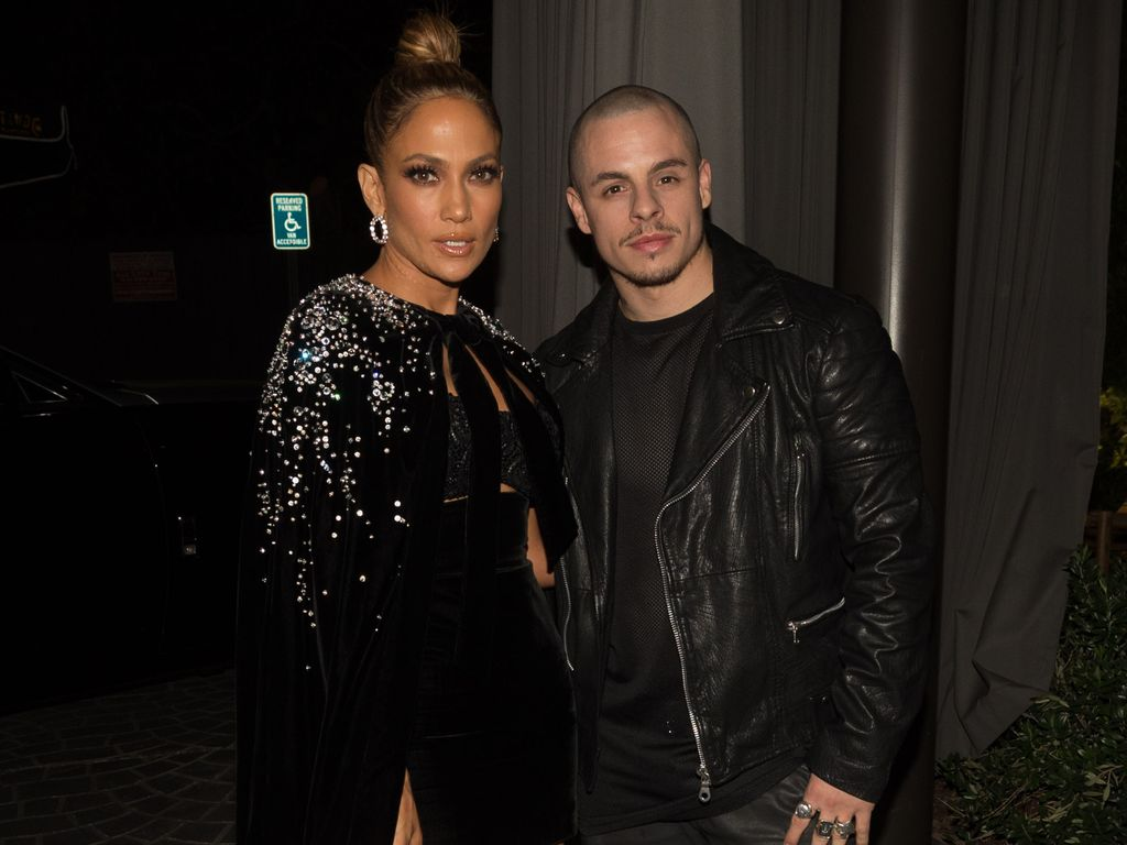 Jennifer Lopez und Casper Smart