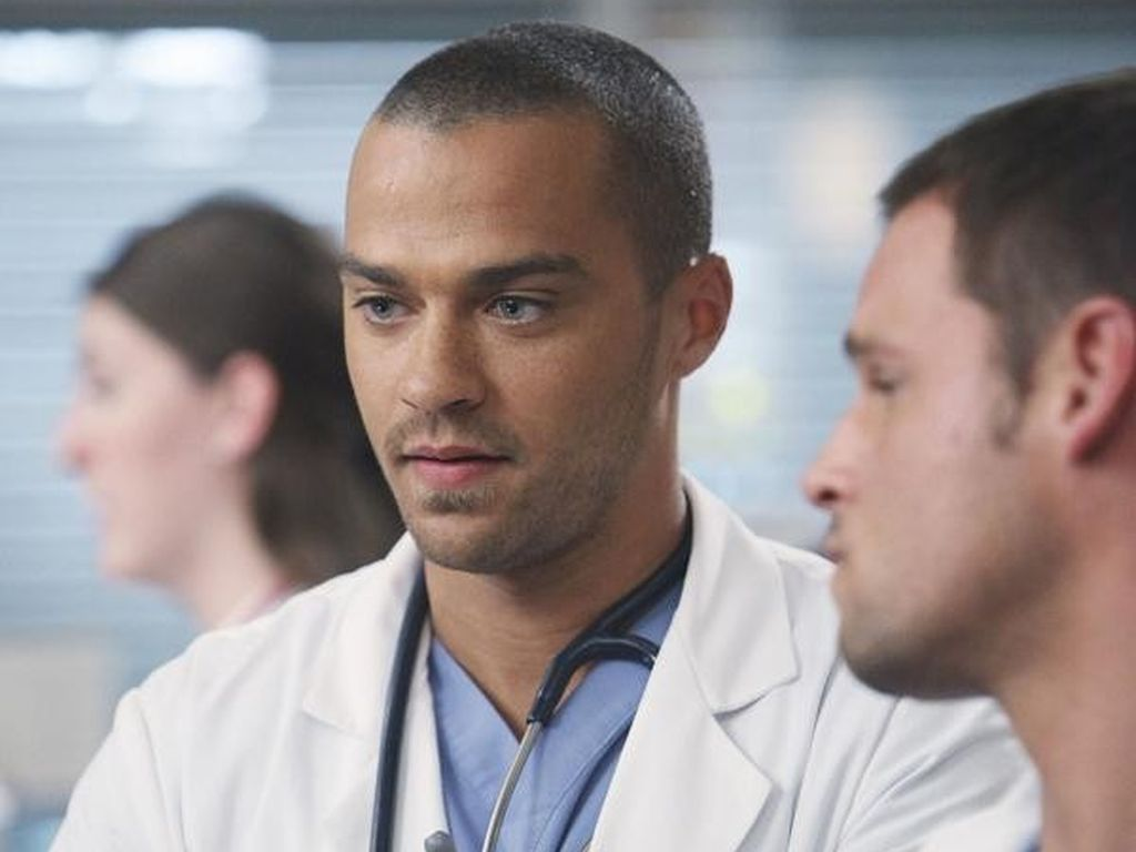 "Jesse Williams bei ""Grey's Anatomy"""