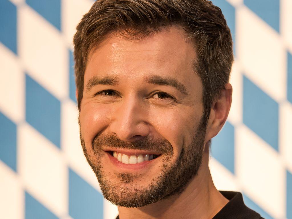Jochen Schropp beim Filmfestival in München