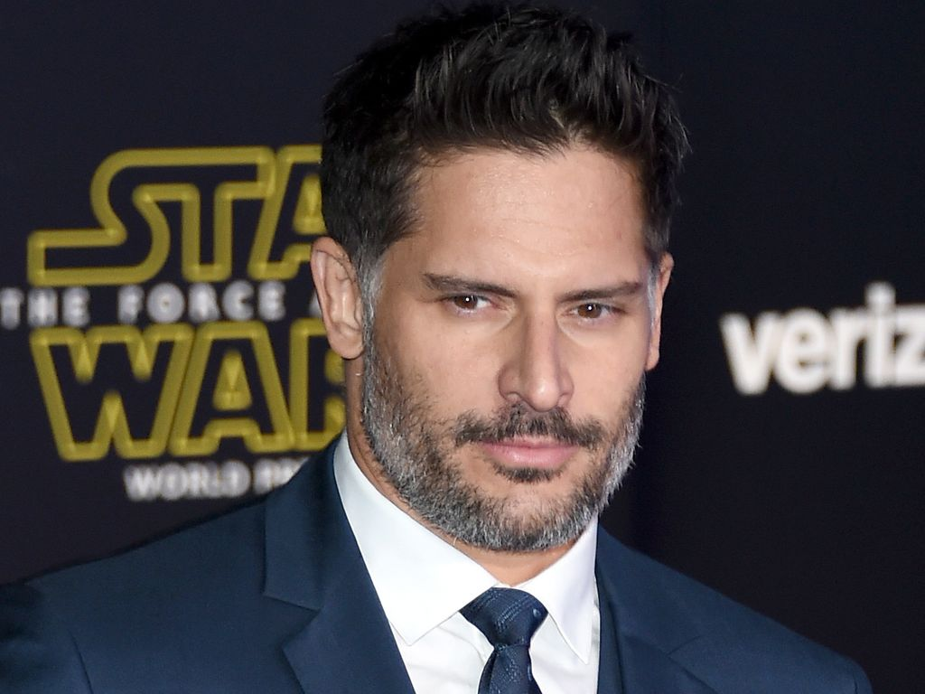 """True Blood""-Star Joe Manganiello"