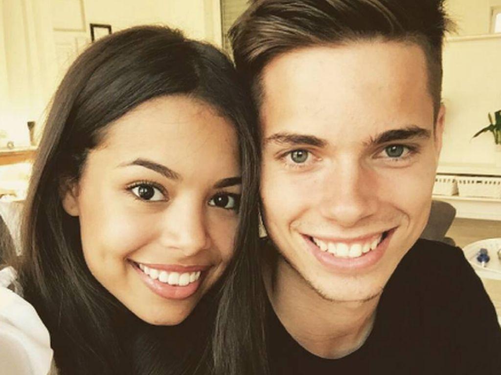 DFB-Kicker Julian Weigl mit Freundin Sarah Richmond