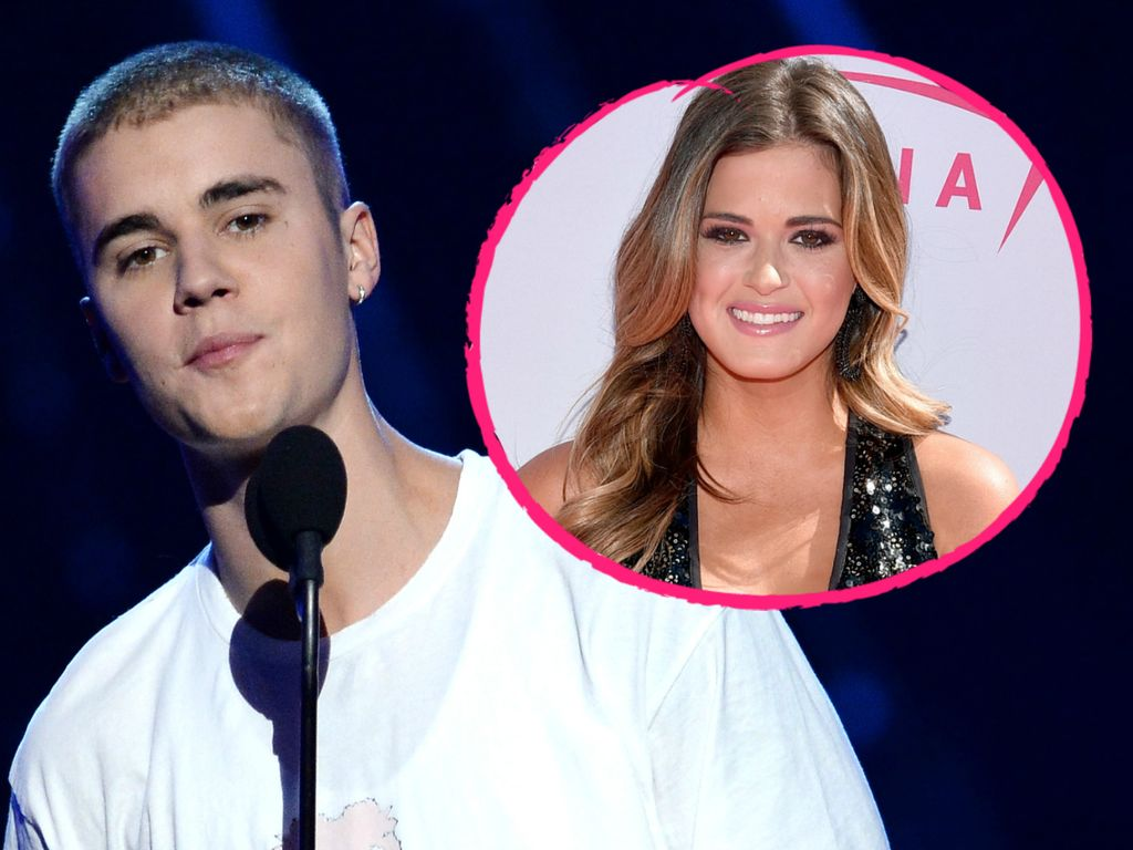 Justin Bieber und JoJo Fletcher