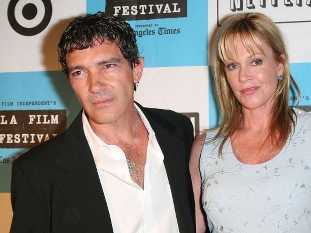 Melanie Griffith und Antonio Banderas