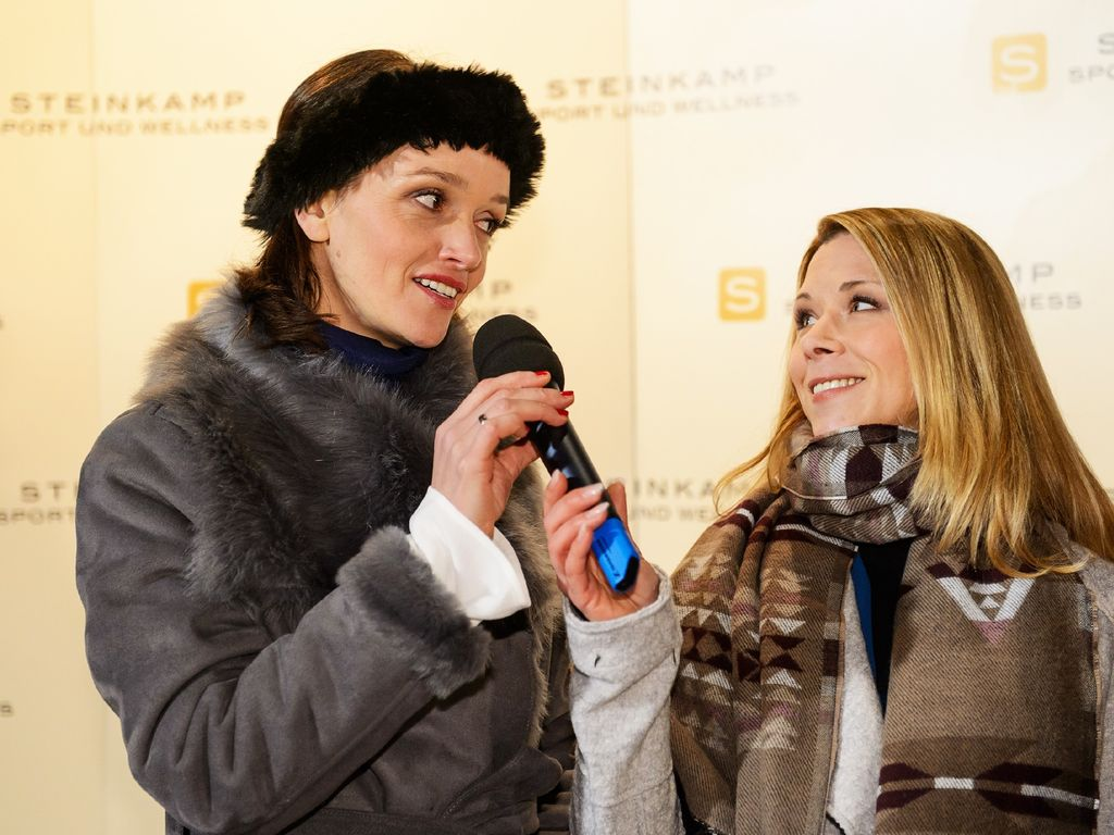 Tanja Szewczenko und Kaja Schmidt-Tychsen