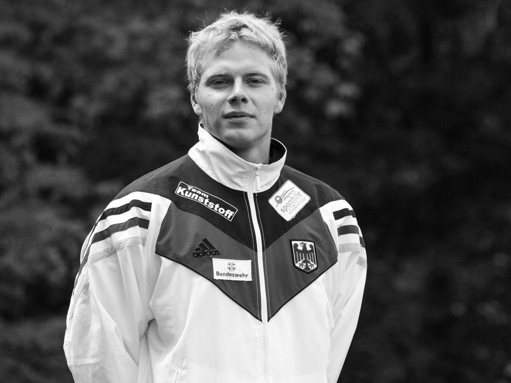 Kanu-Trainer Stefan Henze