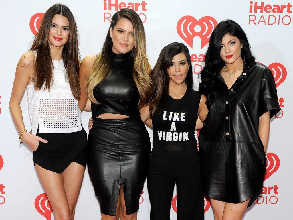 Khloe Kardashian, Kylie Jenner und Kim Kardashian