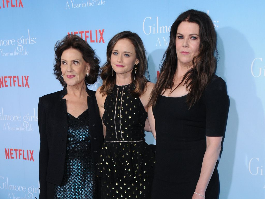 "Kelly Bishop, Alexis Bledel, Lauren Graham bei der Netflix-Premiere von ""A Year In The Life"" in LA"