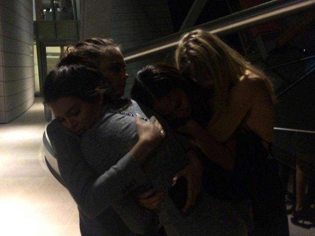 Gigi Hadid, Kendall Jenner und Cara Delevingne