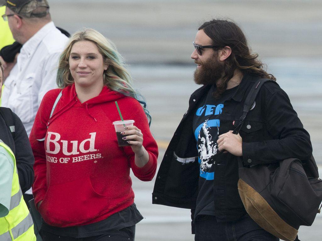 Kesha und Brad Ashenfelter