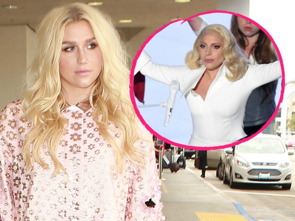 Lady GaGa und Kesha