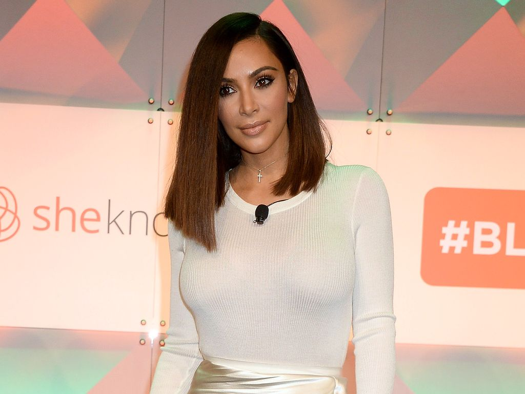 Kim Kardashian bei der #BlogHer16 Experts Among Us Conference in Los Angeles