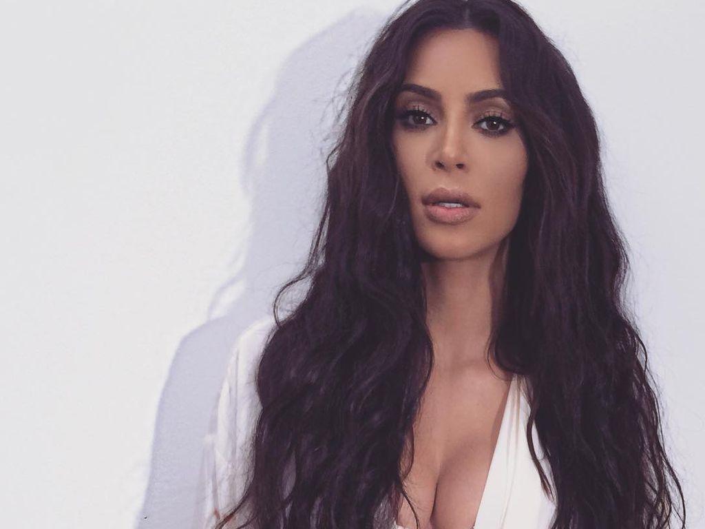 Reality-TV-Star Kim Kardashian im Jahr 2016