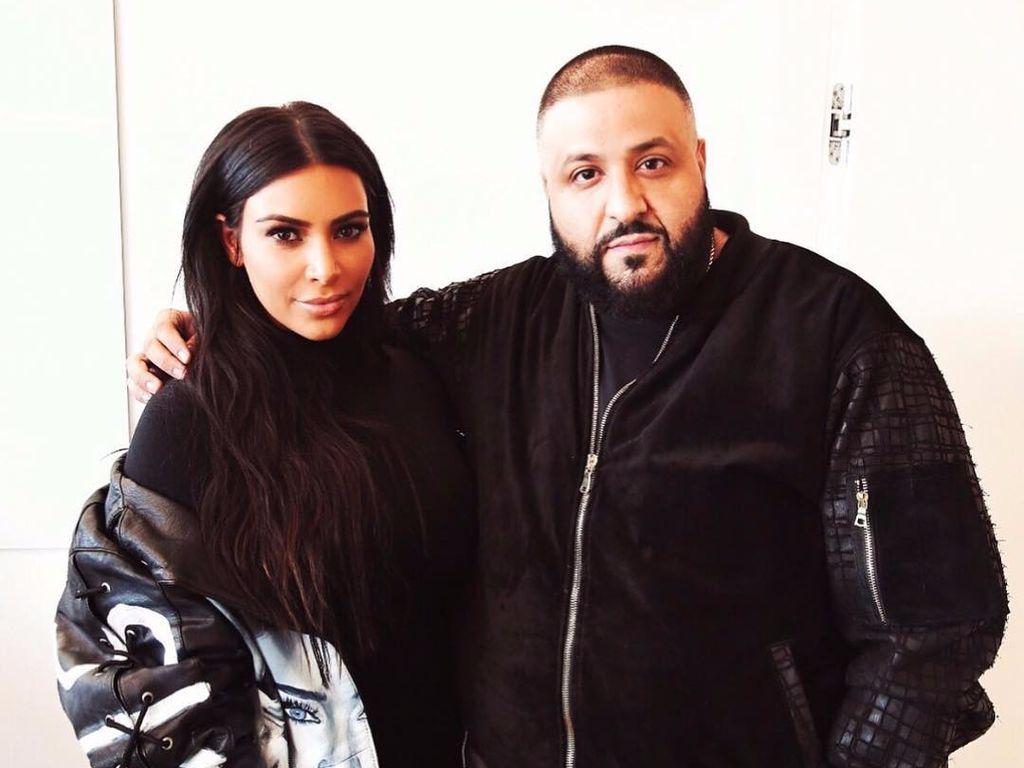 Kim Kardashian und DJ Khaled