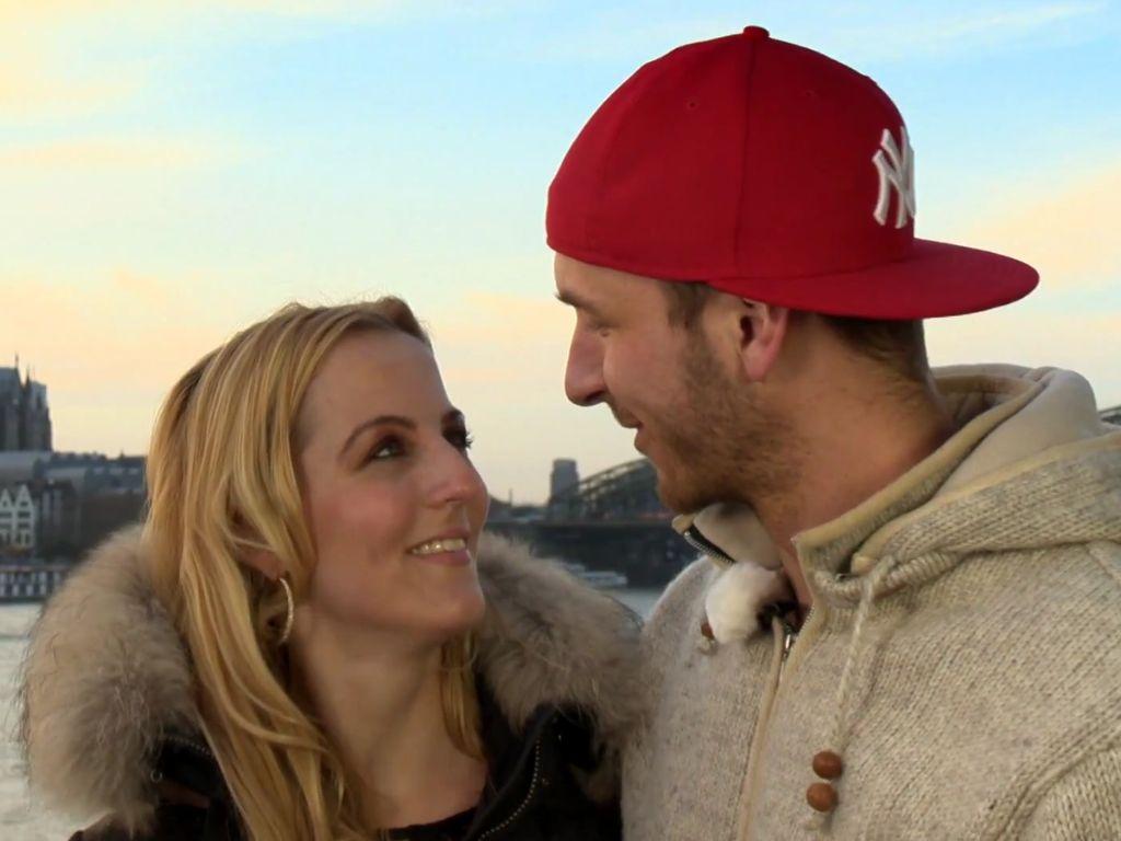 Thomas Wasik und Klara Perko