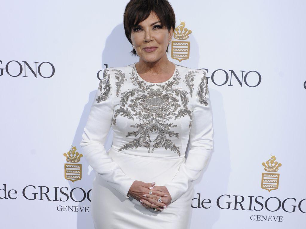 Kris Jenner in Cannes 2016