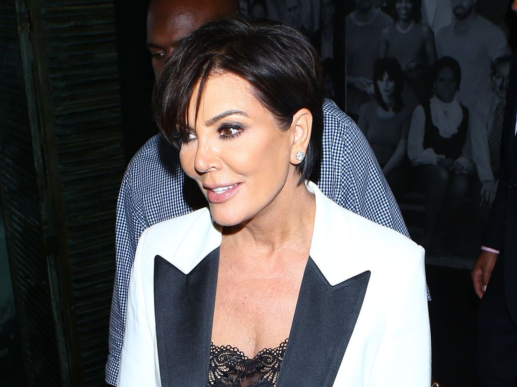 Kris Jenner in Hollywood
