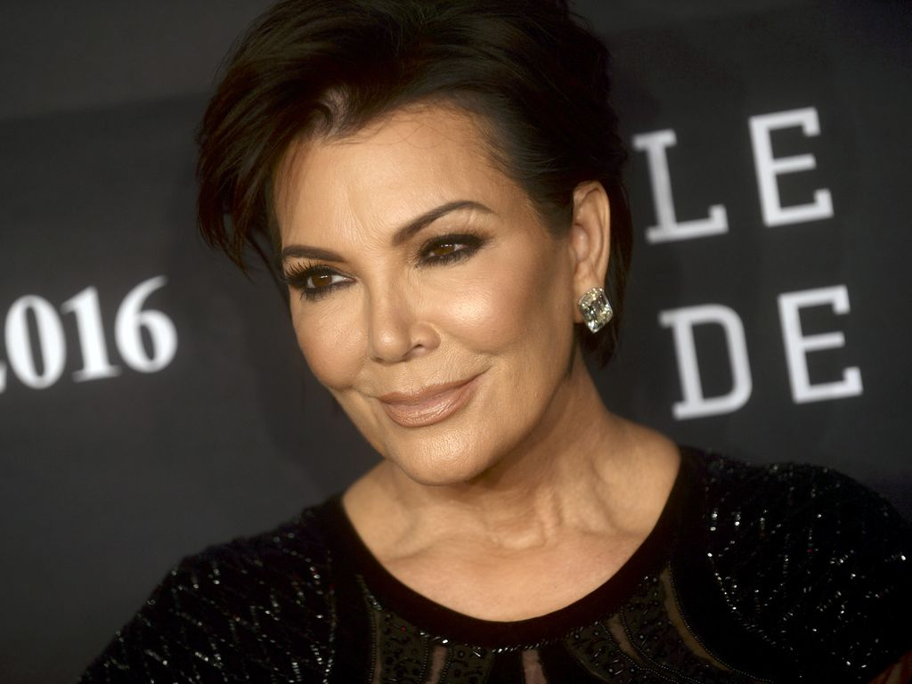 "Kris Jenner beim ""Angel Ball"" in New York"