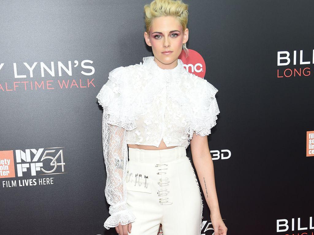 """Kristen Stewart besucht """"Billy Lynn's Long Halftime Walk"""" während des 54. New York Film Festivals"""