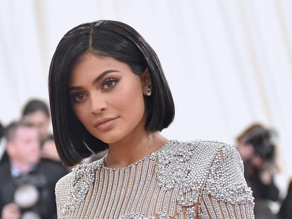 Kylie Jenner bei einer Gala in New York City
