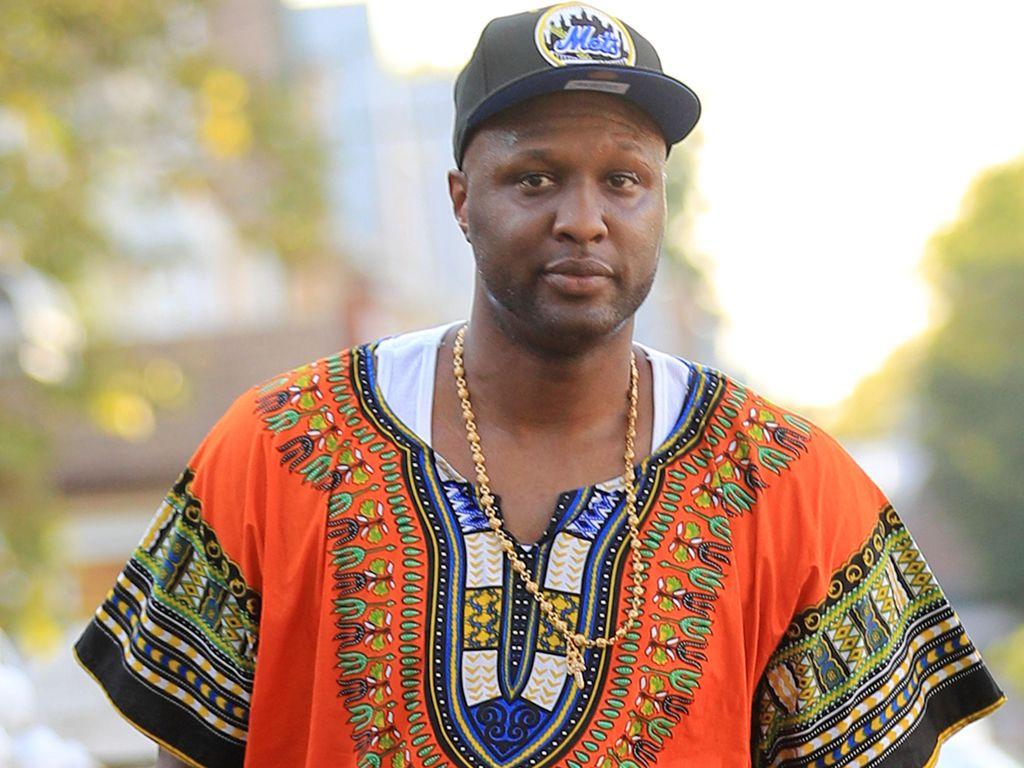 Lamar Odom in Queens, NY