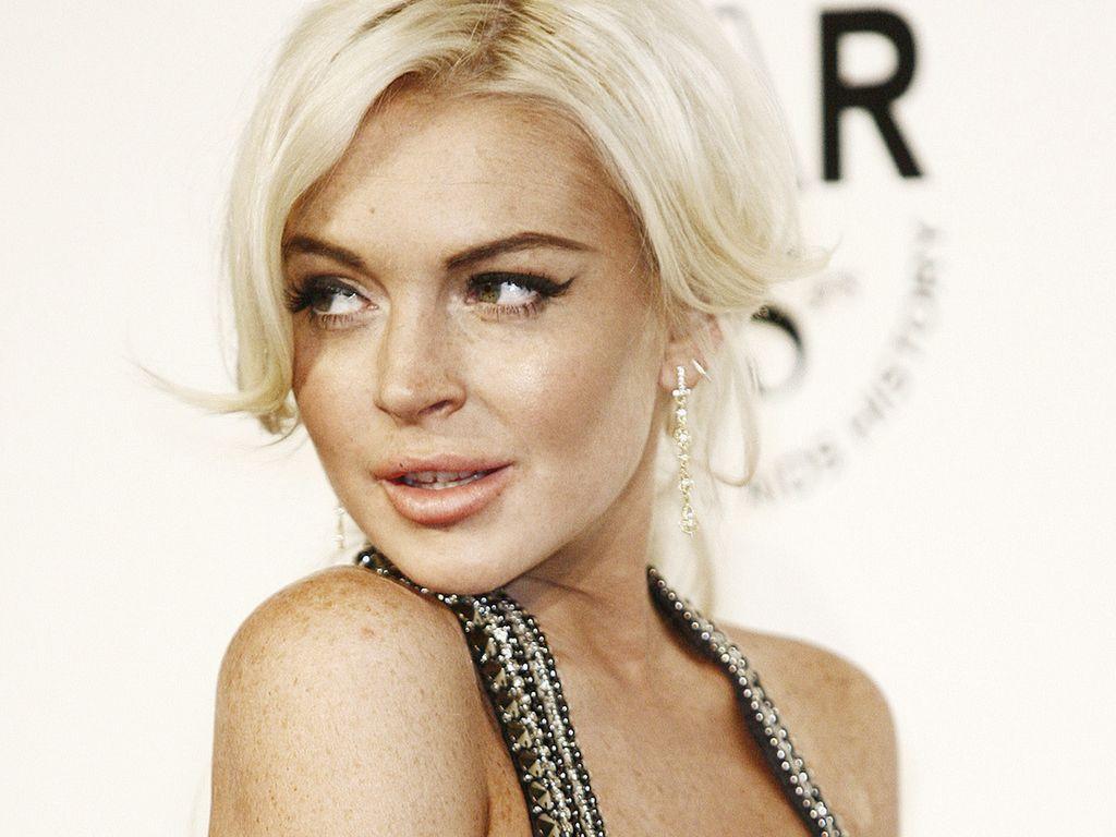 Lindsay Lohan komplett... Lindsay Lohan Die
