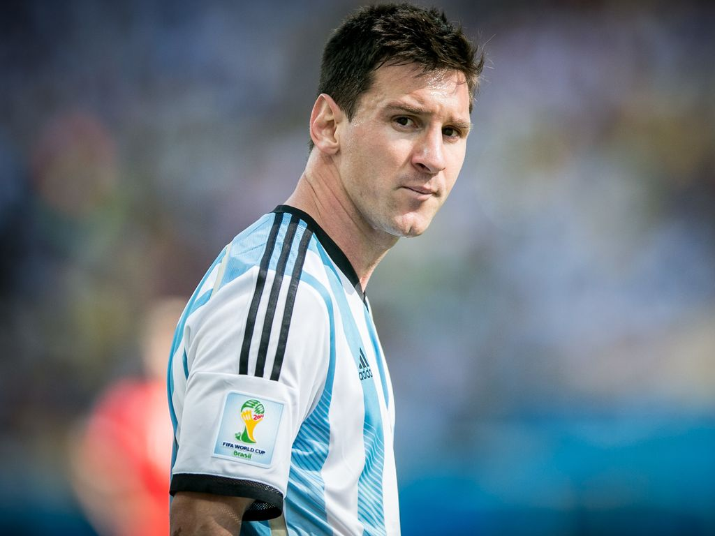 Argentinien-Star Lionel Messi