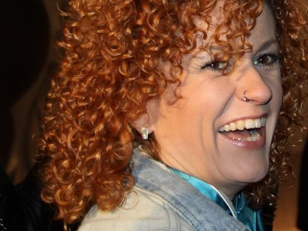Lucy Diakovska bei we will rock you
